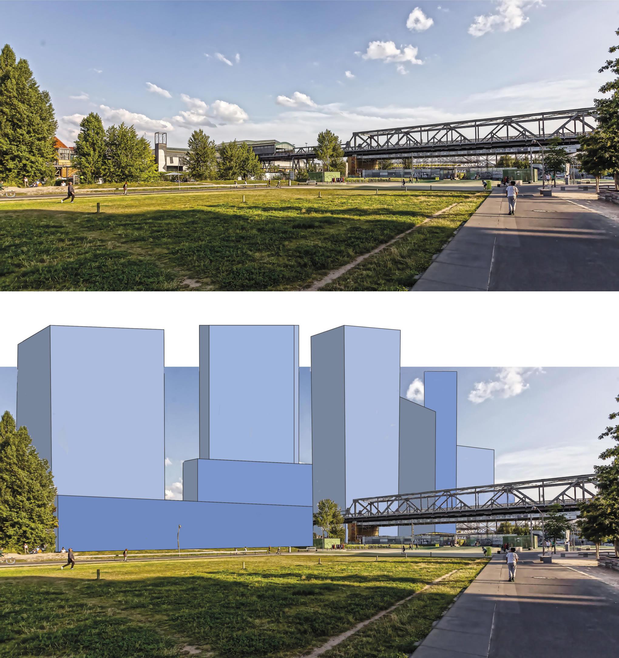 Urbane Mitte im Stadtentwicklungsausschuss in Frage gestellt
